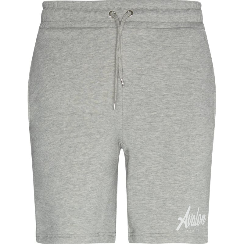 Image of   Avalon Athletics Aquifer Sweatshorts Grey Melange